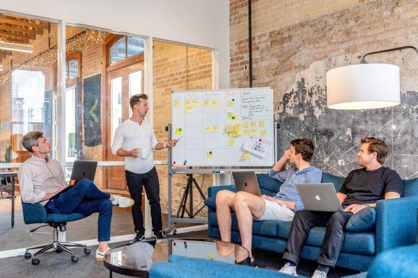 Chef de Projet - Web - Innovation collaborative